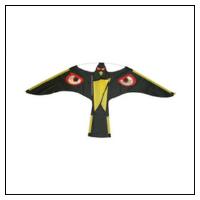 Rovfågel drake system