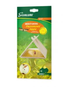 Äpple/päron malfälla 1 st. 2 feromoner och 2 limplattor