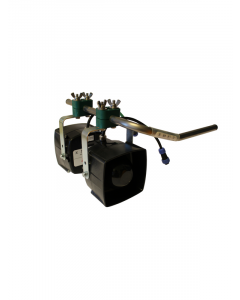 BirdAlert® 2 single speakers w. arm