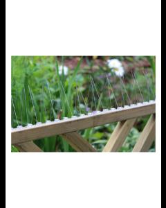 Defender® stål pro fågel spikar (pr. Meter)