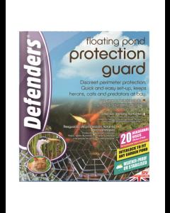 Flytande skydd från häger (1,6 m2)