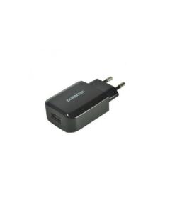 Duracell 230V til USB Oplader 2.1A eks. Kabel - Sort