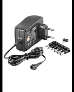 Universal Plugtop strömförsörjning