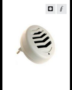 Ultraljudsskrämmar mot Mus & Råtta - 45m2