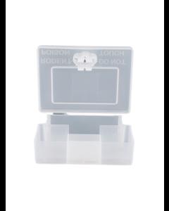 Boxstation för gift (transparent)