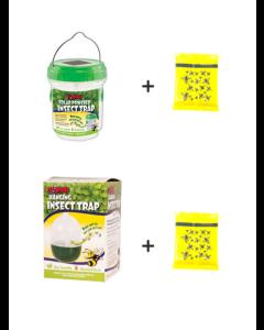 Paketlösning 3 - för getingar