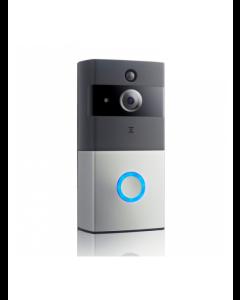Trådlös 720p HD WiFi-dörrkamera (Inklusive 8GB TF / SD-kort)