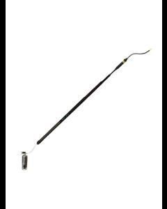 Teleskopspruta för pulver 8m inkl. kompressionstank