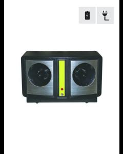 Ultraljudsapparat til batteri eller 230V