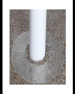 Vägglöss limfällor för mjuka underlag 1 st.