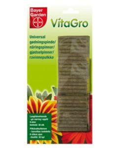 VitaGro gödningspinnar 30 st pinnar