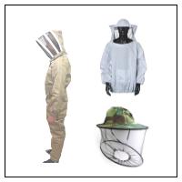 Sikkerhedsudstyr mod hvepse og hvepsebo