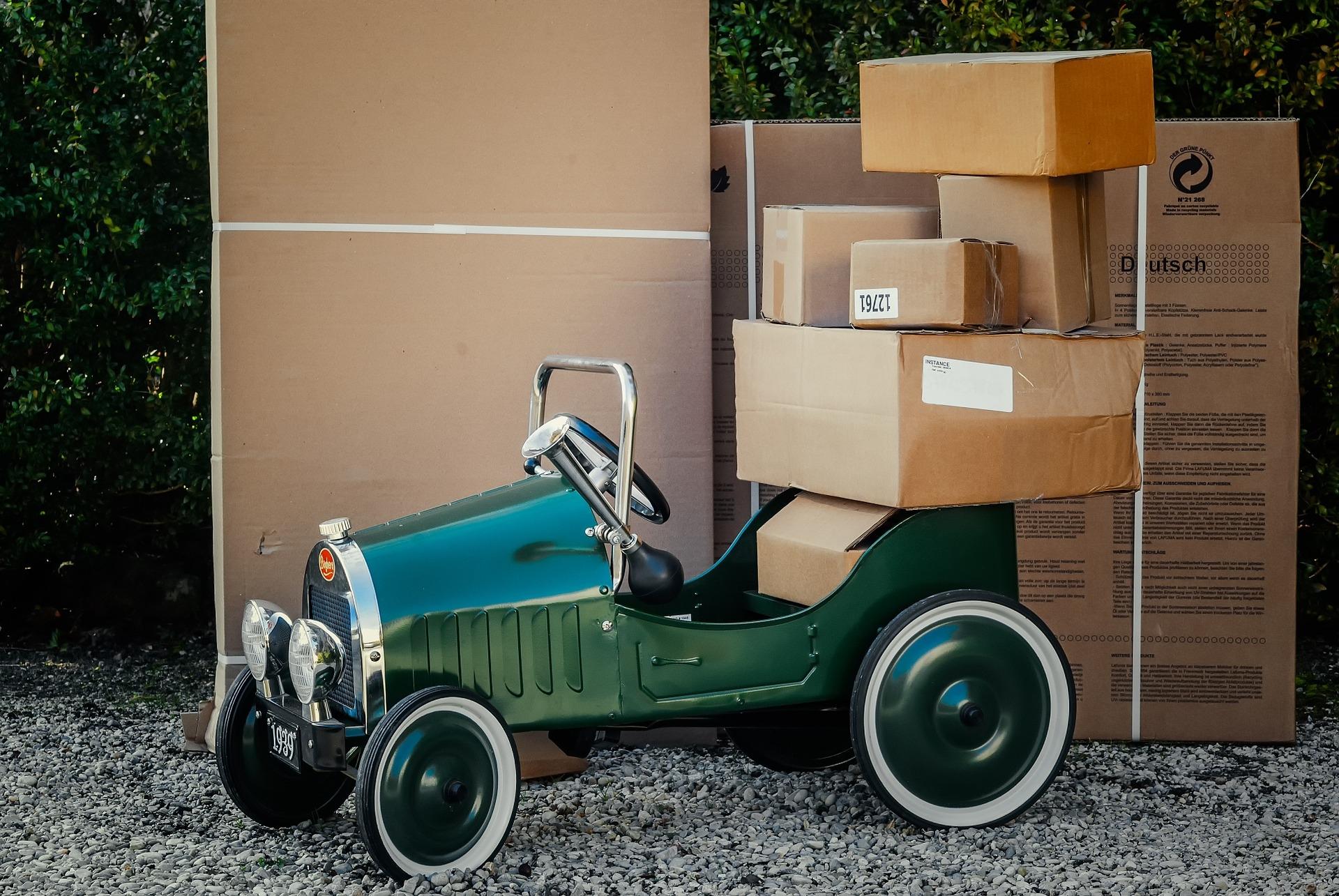 Spåra ditt paket på PostNord